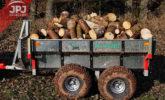 Wózek Robotnik do drewna