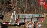 Przyczepa Robotnik i ATV