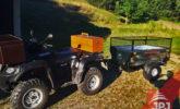 Wózek ATV