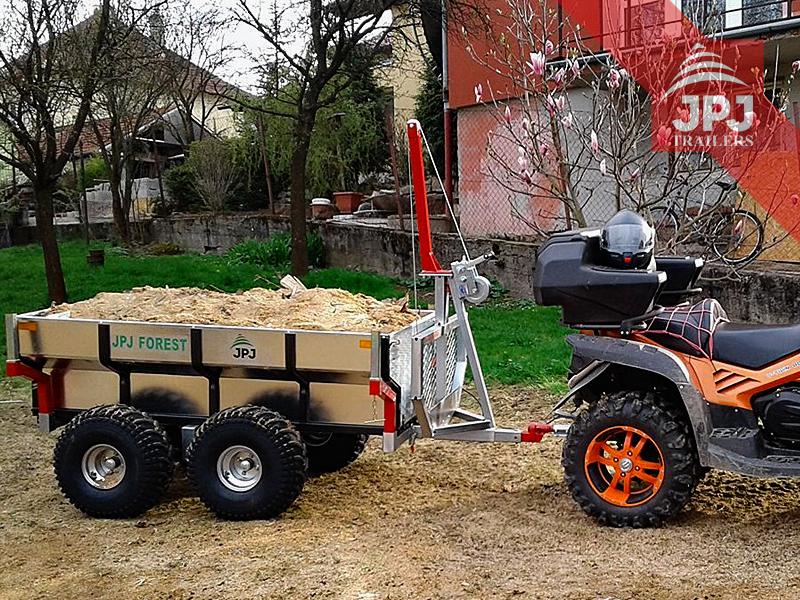 Wózki ATV