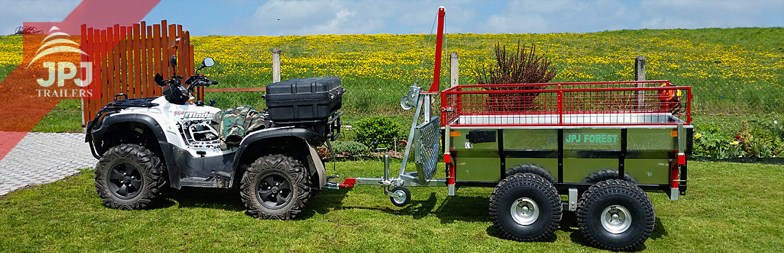 ATV vozík profi dělník