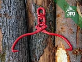 Szczypce do drewna – małe