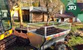 jednoosiowa przyczepa ATV Farmer