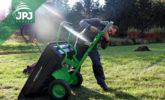 montaż przyłączy do traktora ogrodowego