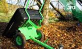 Przyczepa Mały Ogrodnik do pojazdów ATV i traktorów ogrodniczych